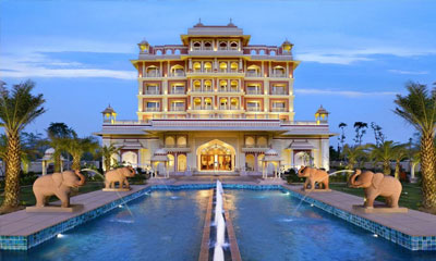 Golden Triangle with Heritage Hotels