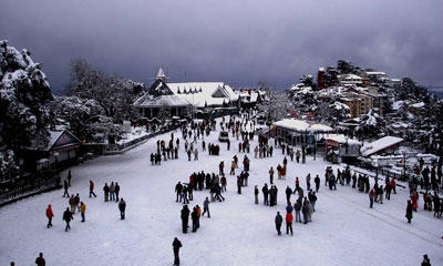 Magnificent Shimla