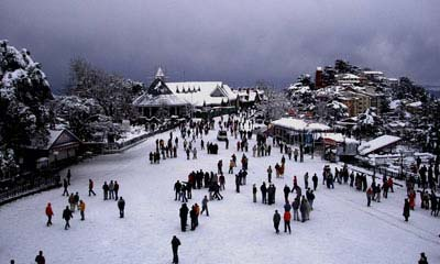 Book Magnificent Shimla Tour Packages in Mathura