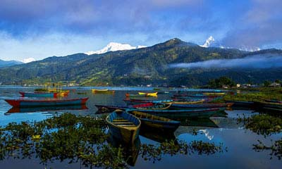 Book Pokhara Tour Packages in Kolkata