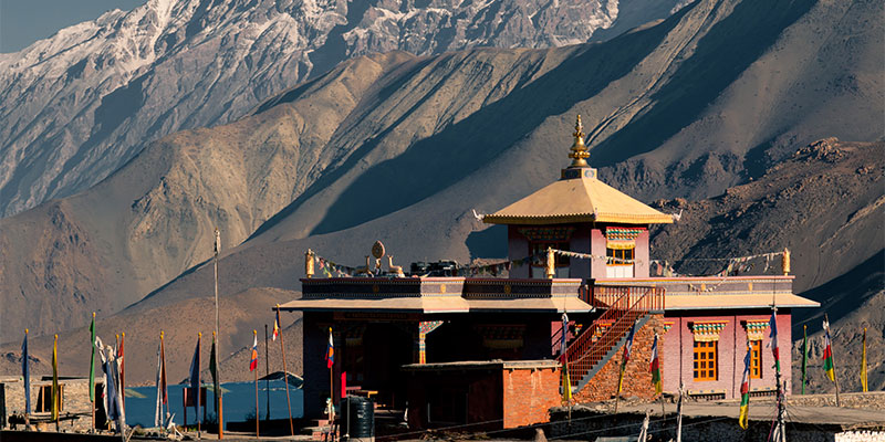 Book Muktinath Tour Package in Jaipur