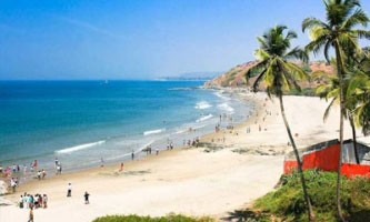 Beach Tour Packages in Vadodara