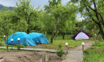 Camping Tour Packages in Baraut