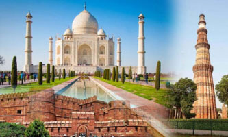 Golden Triangle Tour Packages in Baraut