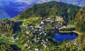 Hill Station Tour Packages in Baraut