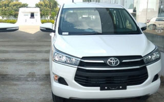 Innova Car Rental in Thailand