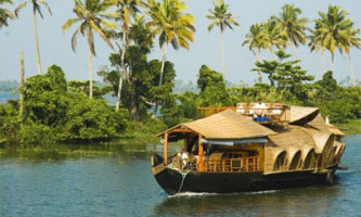 Kerala Backwaters Tour Packages in Surat