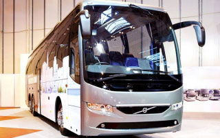 Luxury Coach Rental in Kolkata