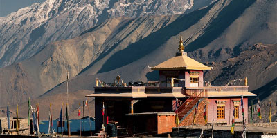 Book Muktinath Tour Package in Agra