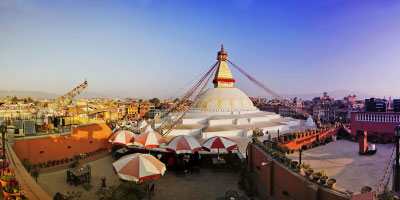 Book Nepal Tour Package in Agra