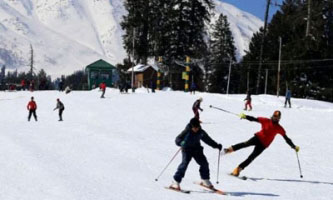 Skiing Tours Packages in Indore