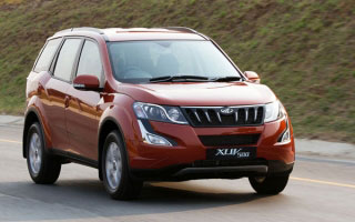 XUV Car Rental in Surat